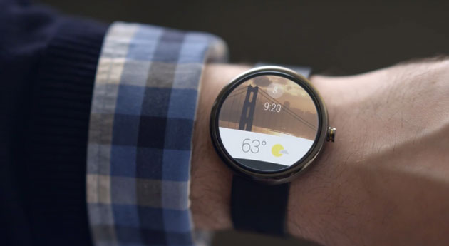 Google has entered the world of smart watches with Android Wear